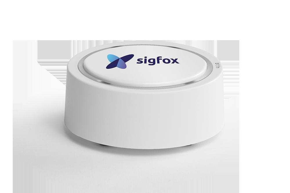 SIGFOX bttn Mini